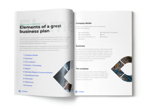 Business Plan Guide Catalyze