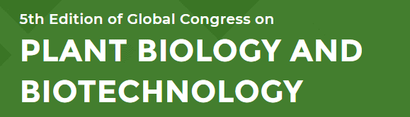 Global congress on plant biology